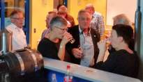 Gerd mit Carmen, Horst und Svenja